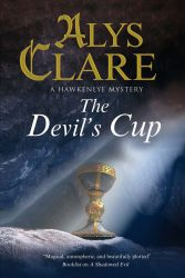 The Devils Cup, by Alys Clare book cover