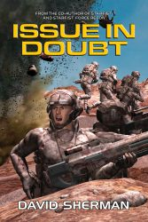 Issue in Doubt, by David Sherman book cover
