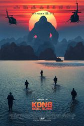 Kong Skull Island movie poster
