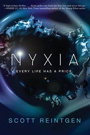 Nyxia, by Scott Reintgen