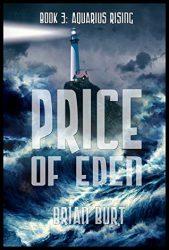 Price of Eden, by Brain Burt book cover