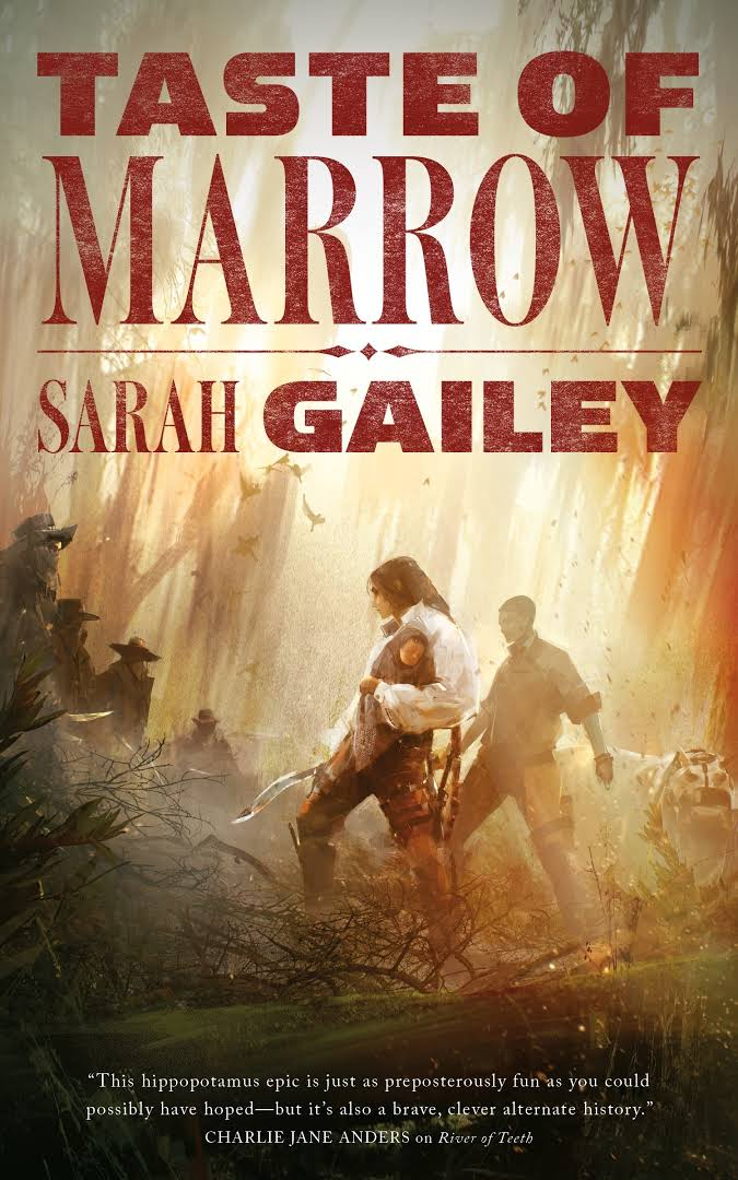 Taste of Marrow, by Sarah Gaily