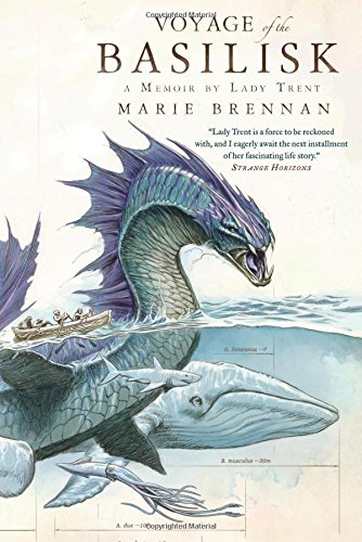 The Voyage of the Basilisk, by Marie Brennan