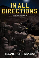 In All Directions, by David Sherman book cover