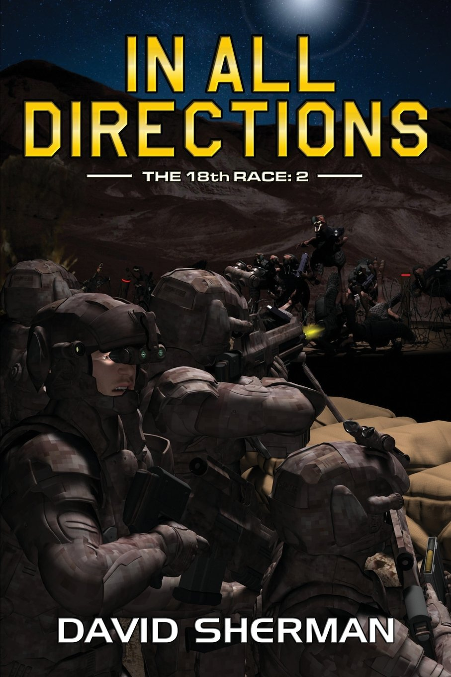 In All Directions, by David Sherman