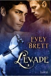 Levade, by Evey Brett book cover