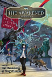 The Awakened Modern, edited by Hal Greenberg and Greg Schauer book cover