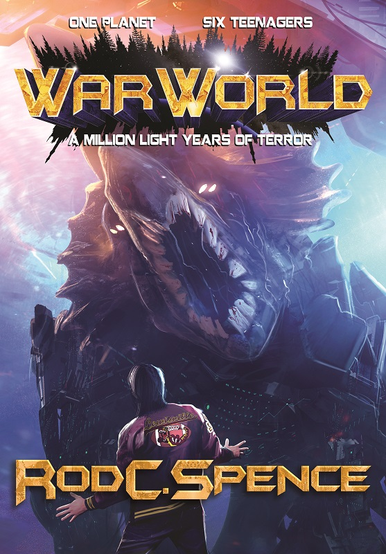 War World, by Rod C. Spence