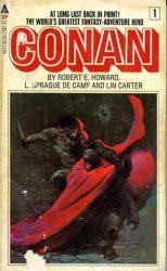 Conan, by Robert E. Howard, L. Sprague de Camp, and Lin Carter book image