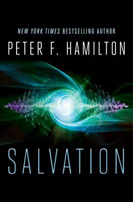 PR: Salvation, by Peter F. Hamilton